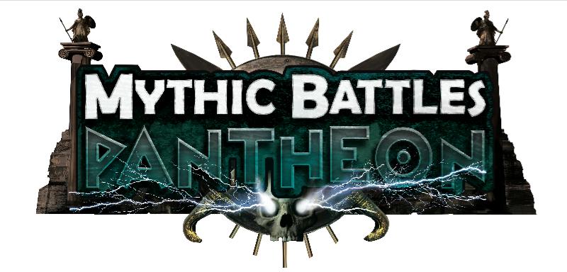 Logo Mythic Battles Pantheon