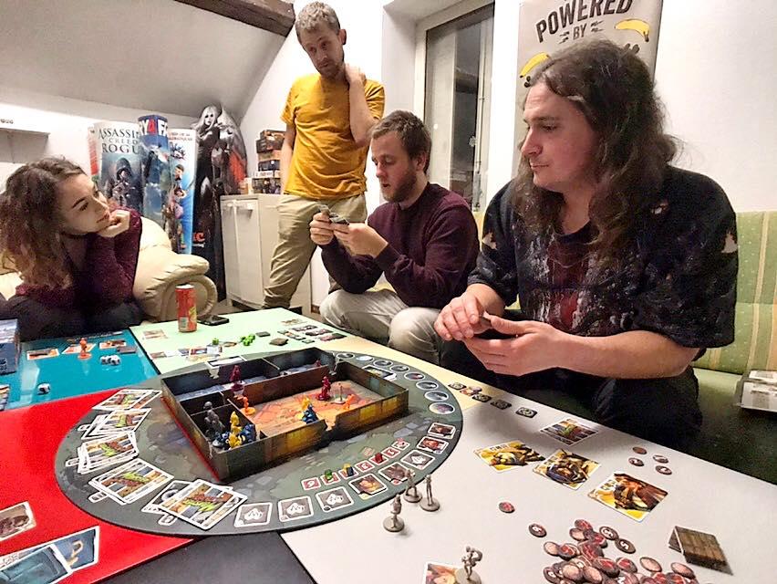 Monster Slaughter association jeux terville thionville